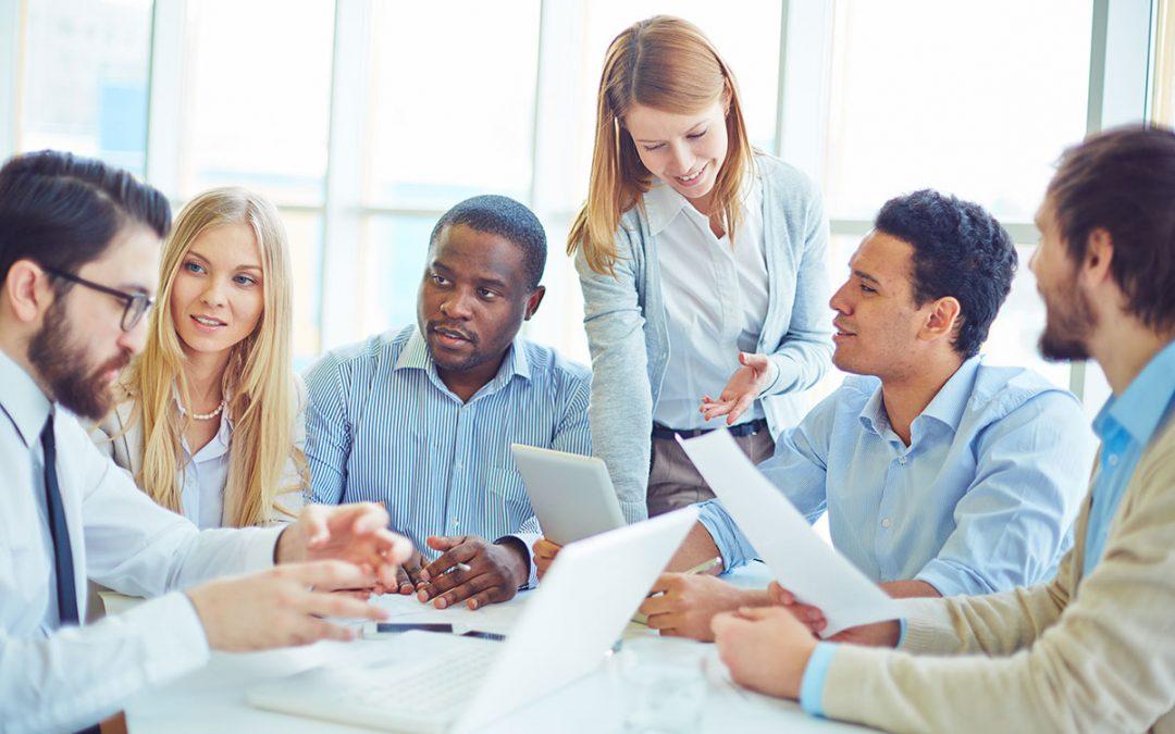 Cómo conformar un equipo de trabajo exitoso